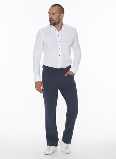 Beymen Business Regular Fit Pantolon 4B0120100062 İndigo